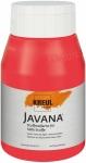 Javana Stoffmalfarbe   Hellrot   500 ml