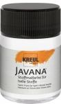 Javana Stoffmalfarbe | Weiss | 50 ml