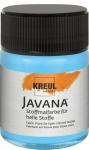 Javana Stoffmalfarbe | Hellblau | 50 ml