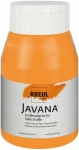 Javana Stoffmalfarbe | Orange | 500 ml