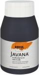 Javana Stoffmalfarbe | Schwarz | 500 ml