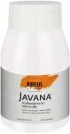 Javana Stoffmalfarbe | Weiss | 500 ml