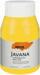 Javana Stoffmalfarbe | Goldgelb | 500 ml