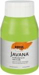 Javana Stoffmalfarbe | Maigrün | 500 ml