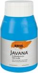 Javana Stoffmalfarbe | Azurblau | 500 ml