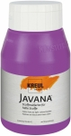 Javana Stoffmalfarbe | Flieder | 500 ml