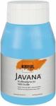 Javana Stoffmalfarbe | Hellblau | 500 ml