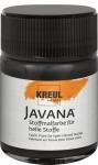 Javana Stoffmalfarbe | Schwarz | 50 ml