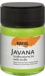 Javana Stoffmalfarbe | Maigrün | 50 ml