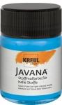 Javana Stoffmalfarbe | Azurblau | 50 ml